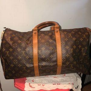 Louis Vuitton Bags - Louis Vuitton Keepall 45 authentic bag